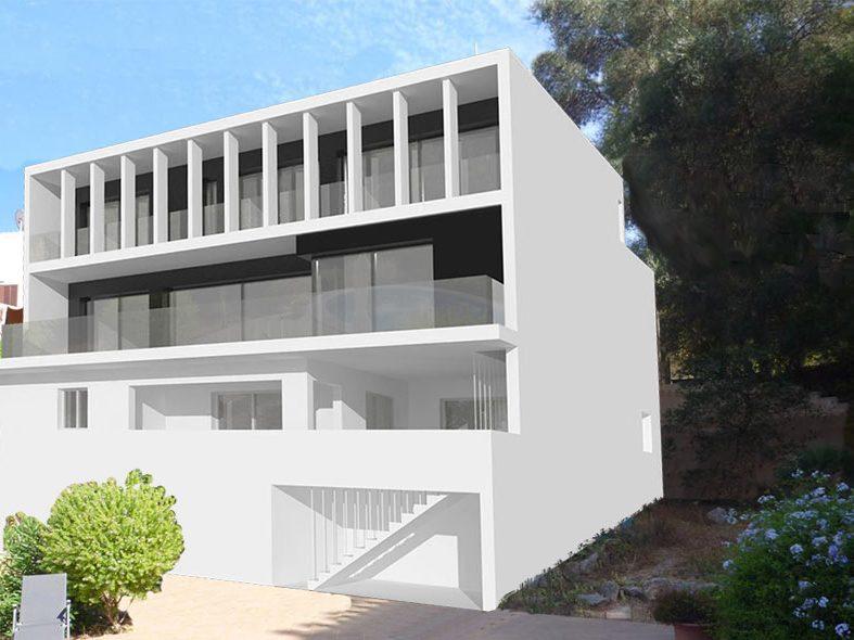 CASA SMITH Proyectos Arquitecto Mallorca